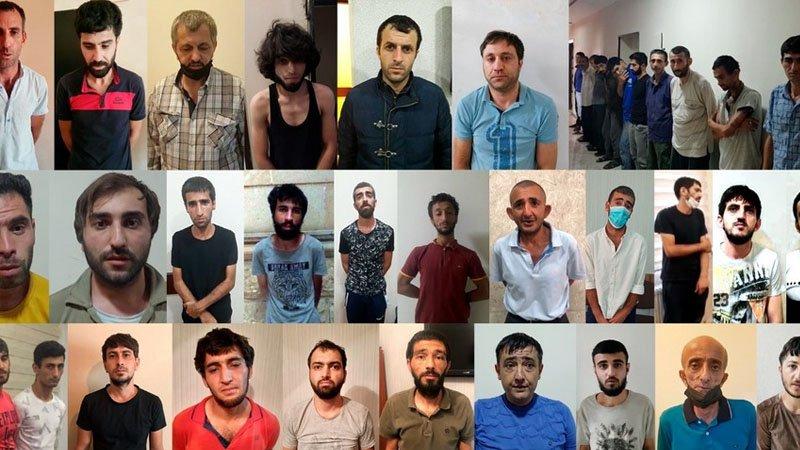 Bakıda polis əməliyyatlar keçirdi: Daha 40 nəfər saxlanıldı