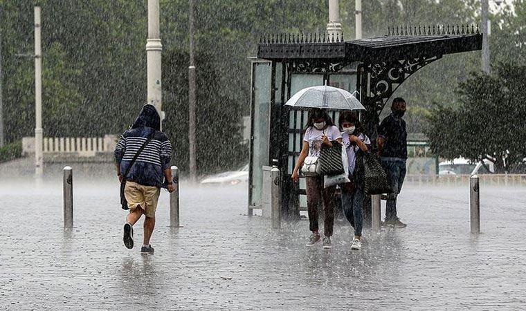 Hava dəyişəcək: Yağış, leysan... -